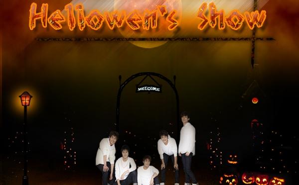 Hellowen's Show – Chapter 2