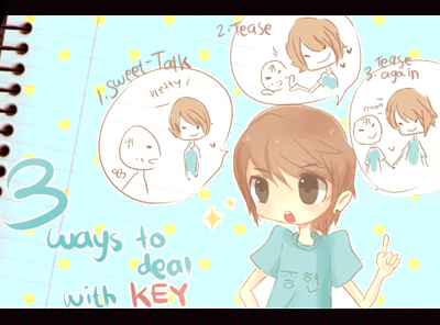 3 Ways To Deal With Key