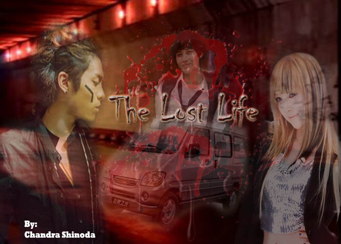 The Lost Life Cover - with Taemin copy