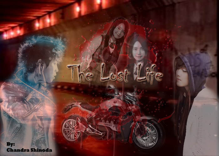 The Lost Life Cover - with Yoona copy