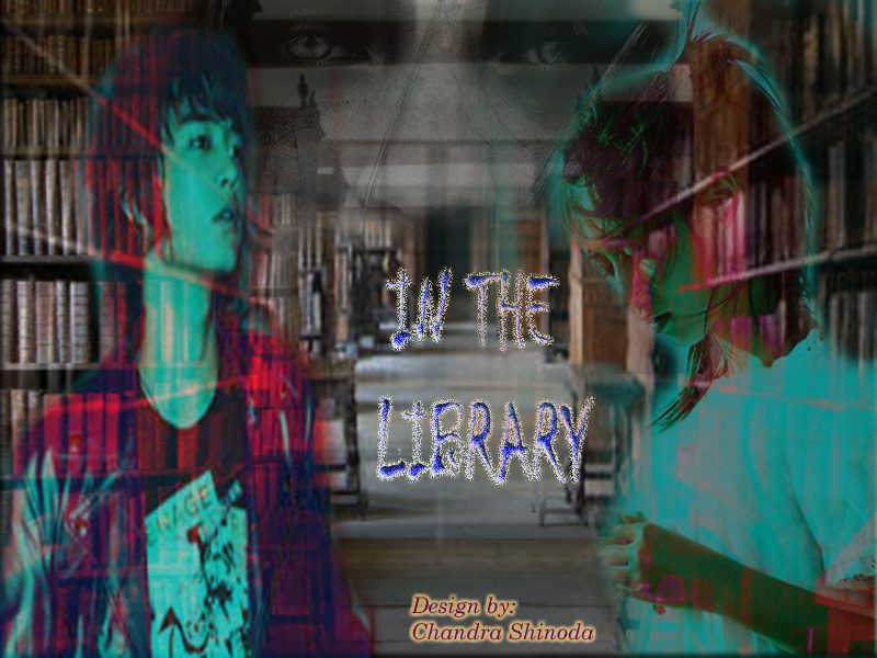 In The Library cover