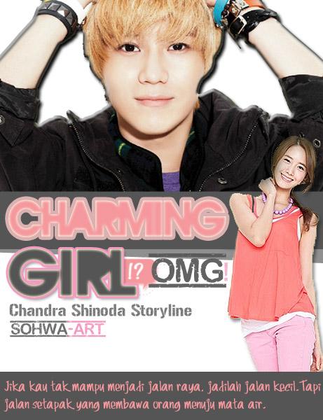 Cover FF Charming Girl, Staring Taemin n Yoona