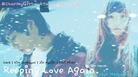 cover ff replay our memories (sequel keeping love again)