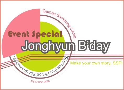 Jonghyun Special Event