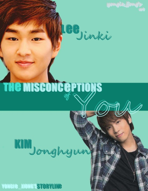 cover ff The Misconceptions of You