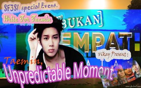 Unpredictable Moment1 - Taemin