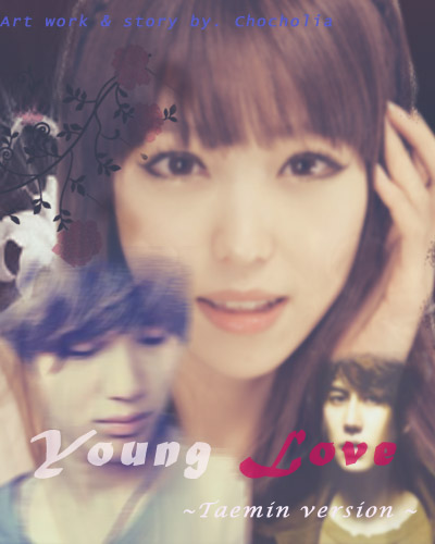 Young love-Taemin version.psd
